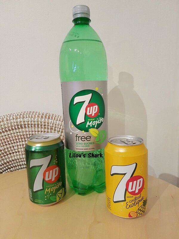 degustabox seven up