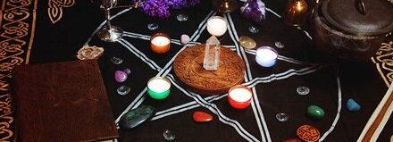6 Magie, rituel et sorcellerie