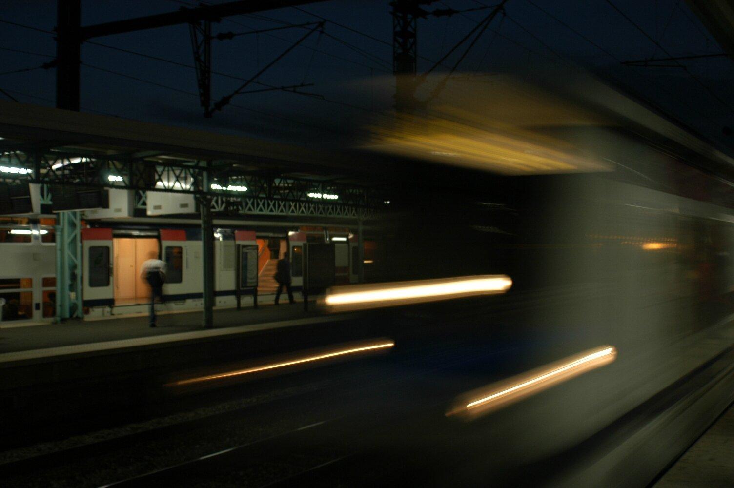 flouté train nuit