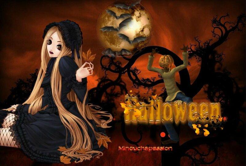 halloween création minouchapassion3