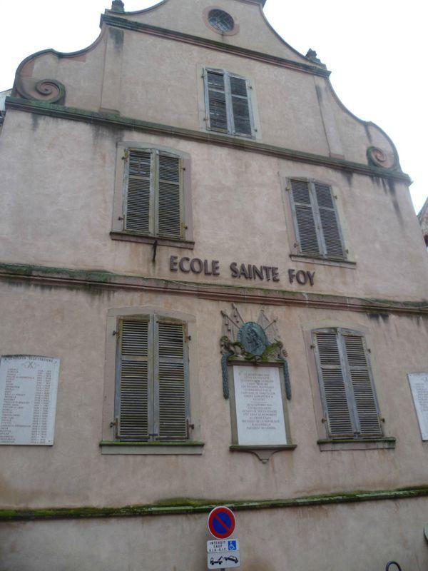 Ecole Ste Foy
