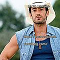 Aaron Diaz - acteur , mannequin mexicain,usurpé