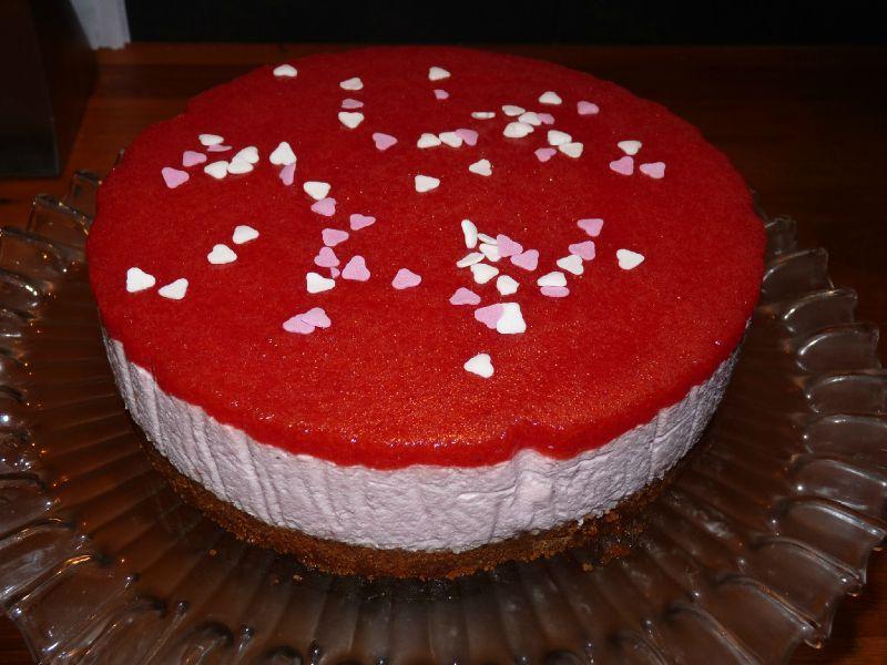 Délice fraise mascarpone et spéculoos