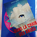 Dans la chair des anges, cathy borie