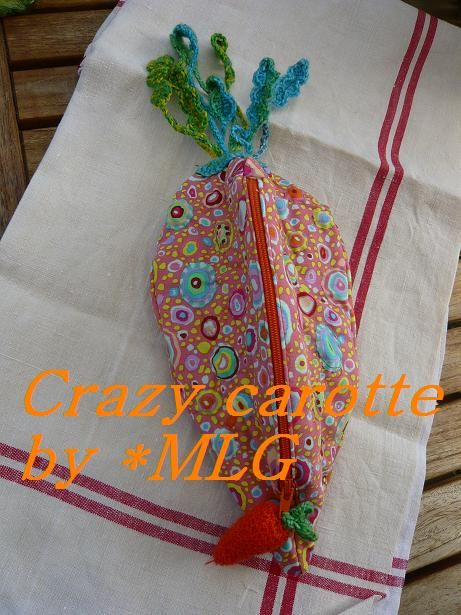Trousse Crazy Carotte