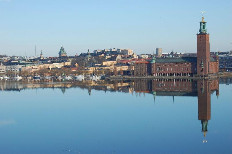 Stadhuset ( Kungsholmen )