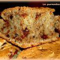 Gâteau noisettes/éclats de pralinoise