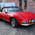Fiat dino spider 1967-1972