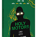 Le retour d'holly motors...en dvd!!!