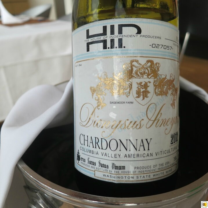 Chardonnay Dyonysus Vineyards 2012